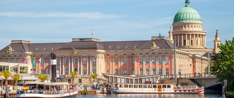 Deutschlands Trauredner aus Potsdam
